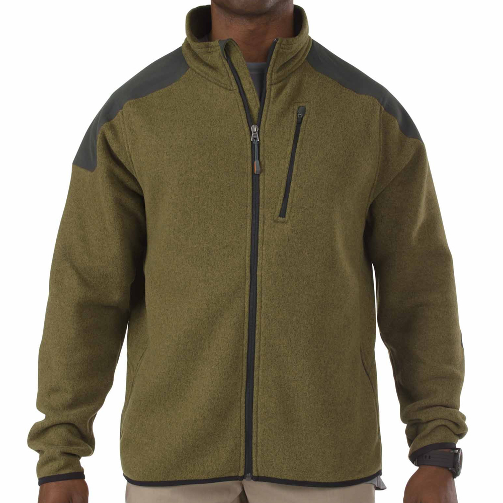 Свитер 5.11 Tactical Full Zip Sweater