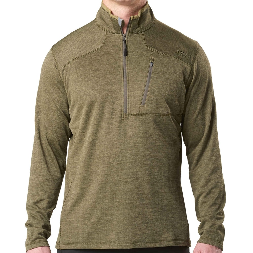 Толстовка 5.11 Recon Half Zip Fleece
