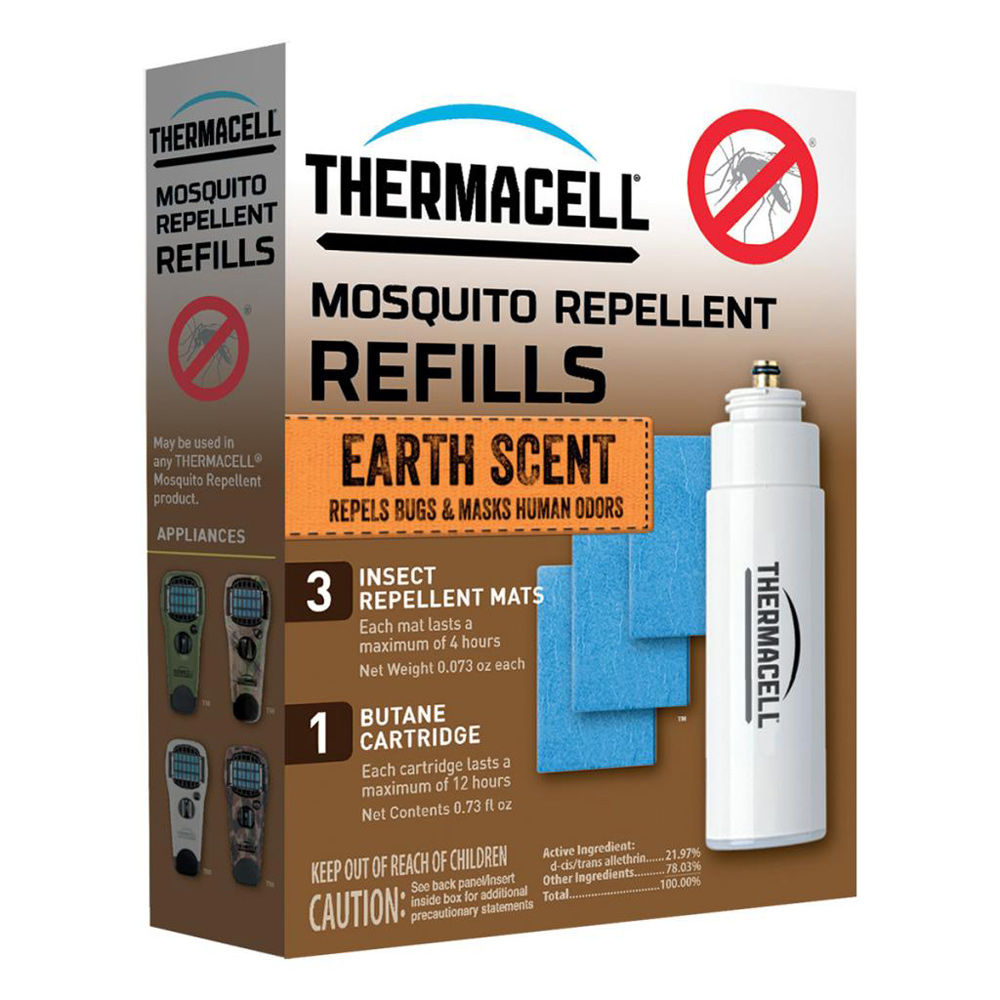 Набор ThermaCELL Kit 48 запах земли